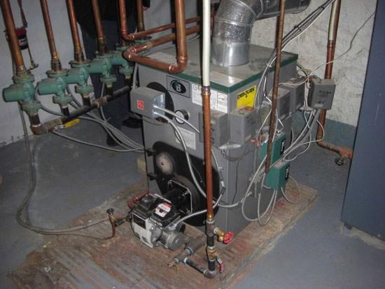 Oil Boiler Installation Marlton Mount Laurel Cherry Hill