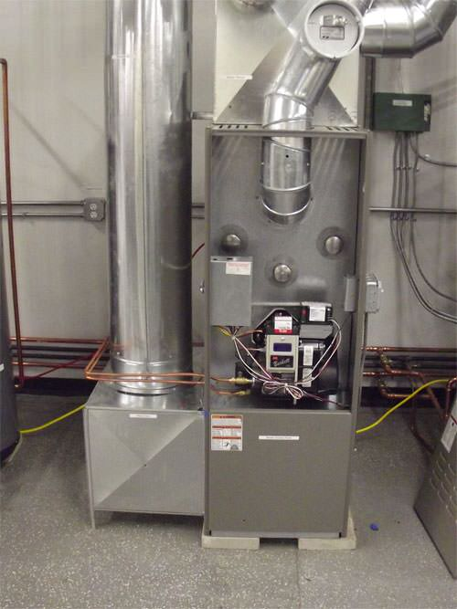 Oil furnace installation cost