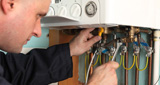 Boiler services by certified technicians
