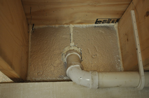 Basement Insulation Rim Joists in Medford
